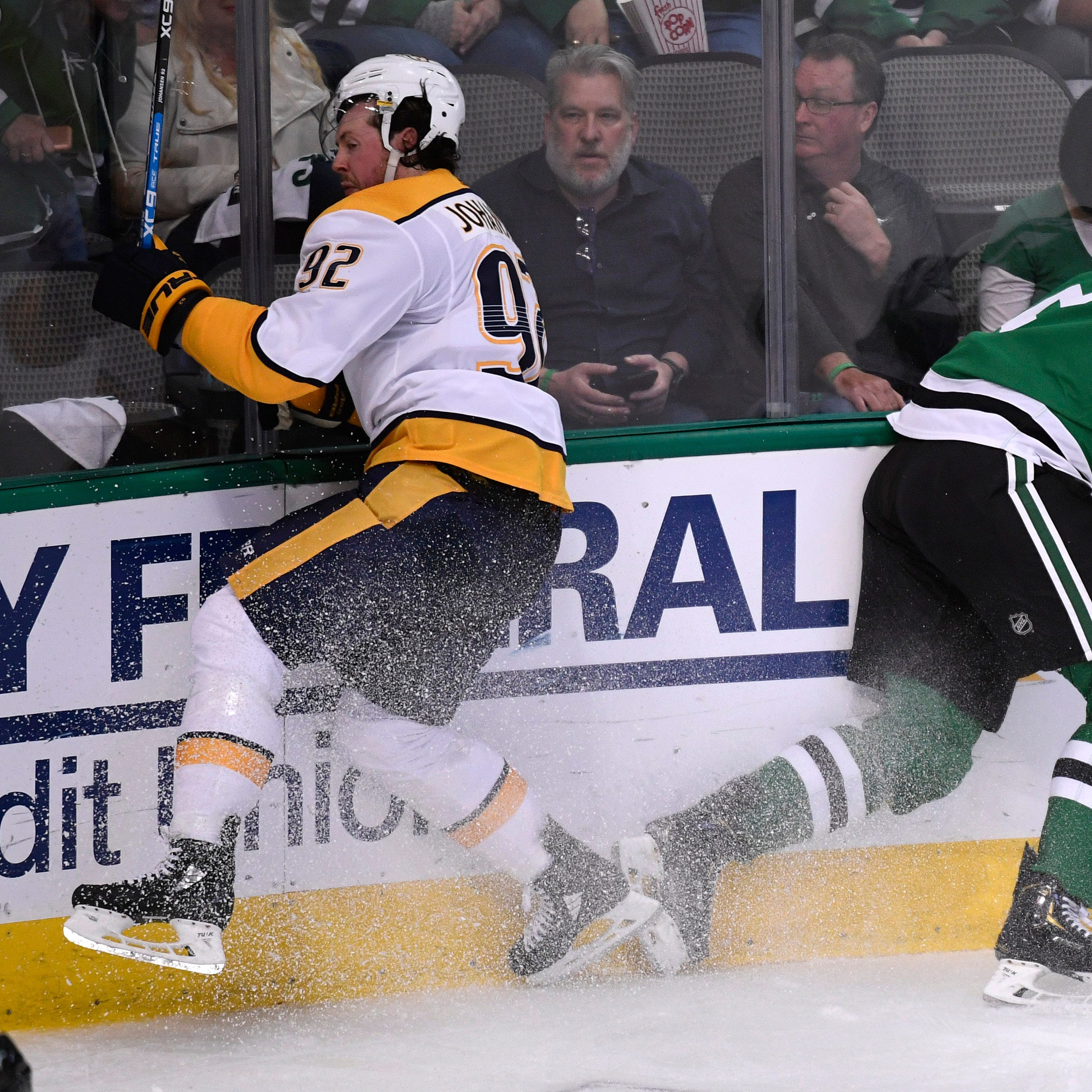 Not all his fault: Penalties, not Pekka Rinne, to blame for Predators' Game 4 loss to Stars