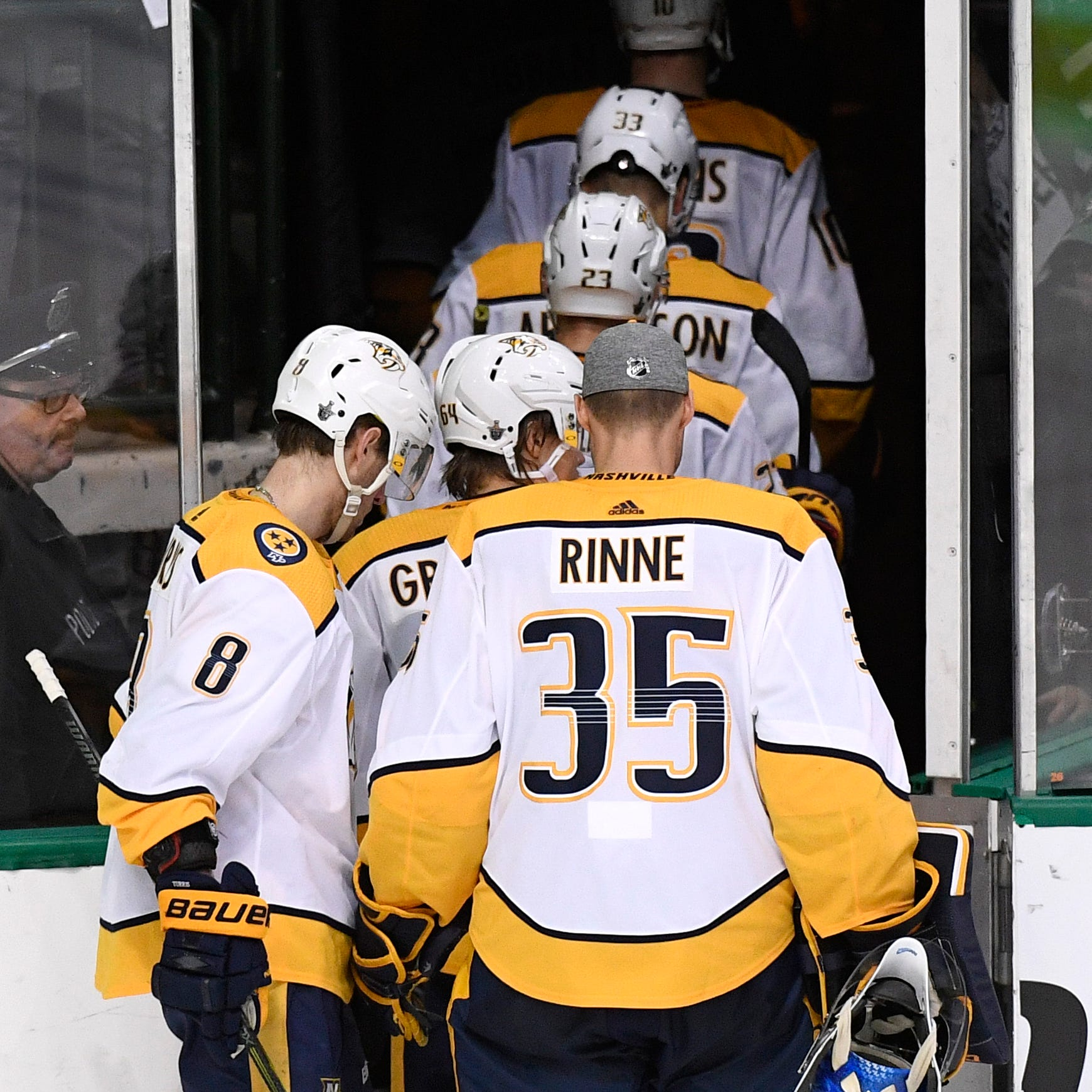 "3 things to know about Game 5 between Predators, Stars ""class ="" more-section-stories-thumb"