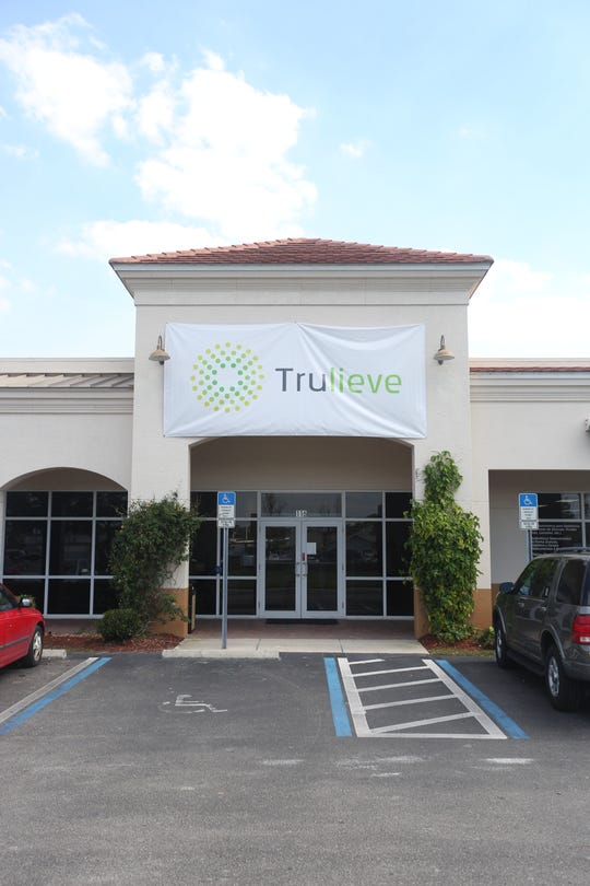 Trulieve, a medical marijuana dispensary chain, opened a new location in Bonita Springs on April 16.