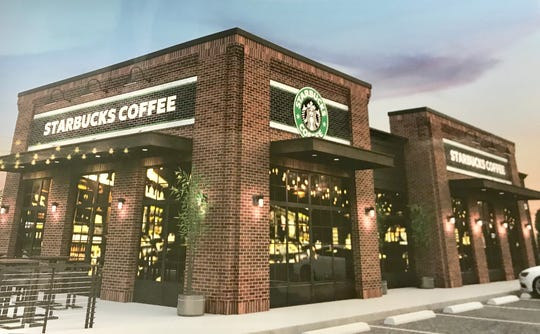 Harbor Freight Stand Alone Starbucks New Big Lots Coming