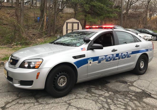 Rockaway Township police car