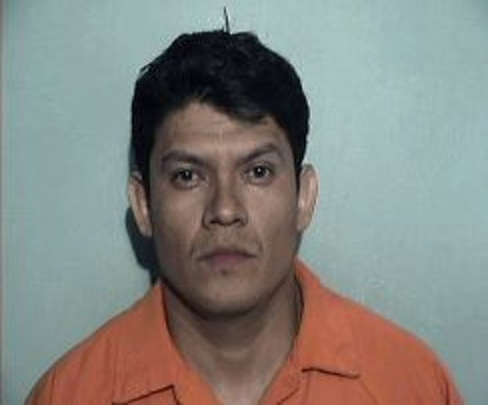 Juan Carlos Pedraza-Morales, 33, of Paterson, New Jersey, is being held at the Lucas County (Ohio) Jail on abduction charges. He is expected to face charges in New Jersey as well. Pedraza-Morales was arrested Tuesday, April 16, 2019.
