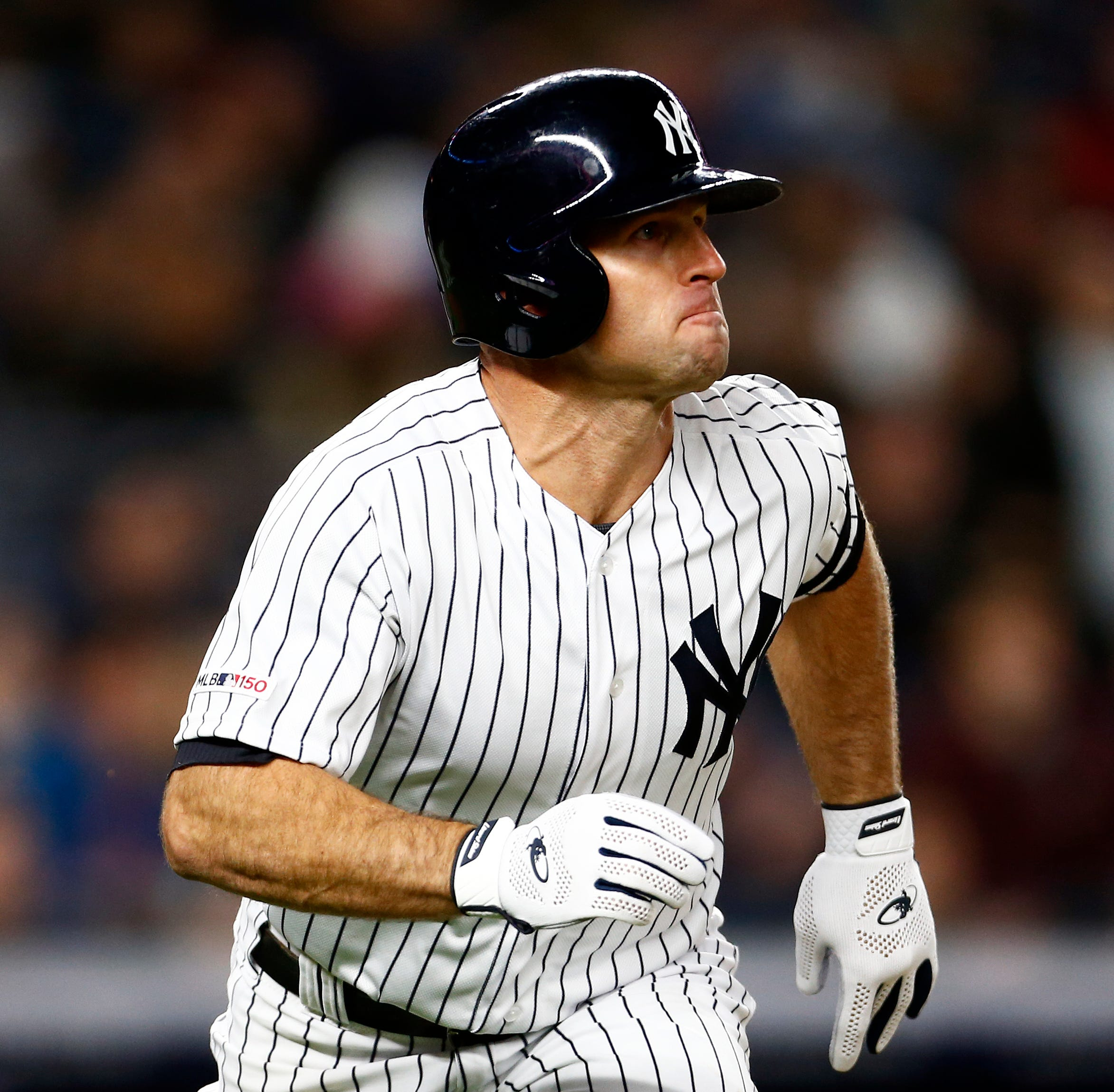 Brett Gardner's grand slam lifts the Yankees past the Red Sox