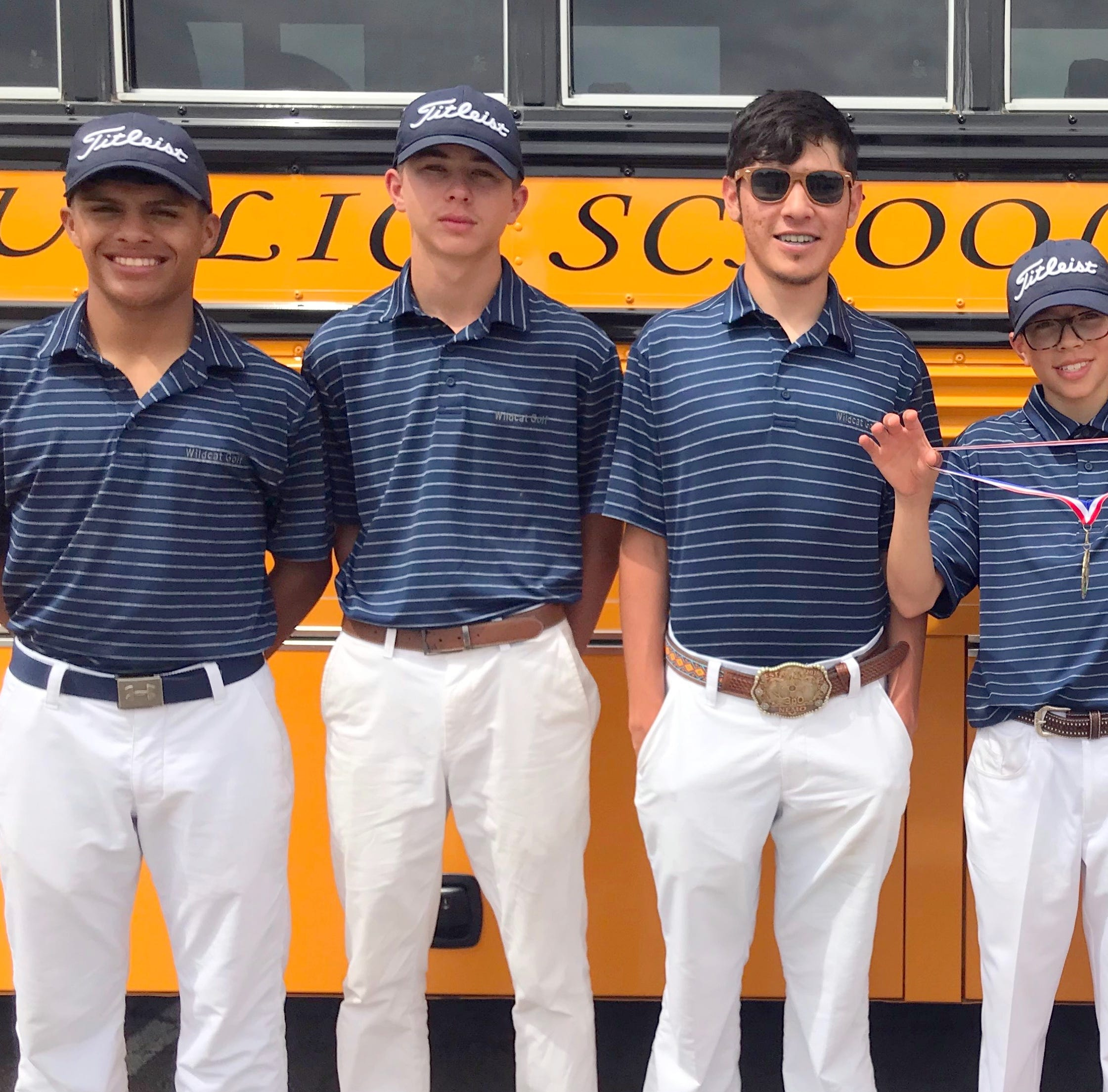 Deming High golf teams capture Spring River Classic titles at Roswell, NM
