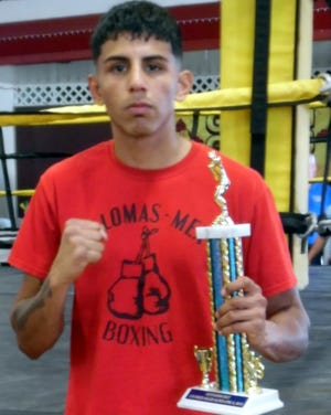 Columbus boxer Jorge Madrid is headed to the national Gold Gloves Tournament in Chattanooga, TN.