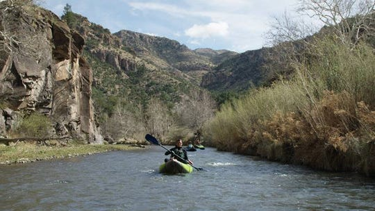 """Hearts on the Gila"" focuses on three mothers, four years after losing their teenage children in a tragic plane crash in 2014, as they embark on a 36-mile boat journey down the Gila River and into the Gila Wilderness."