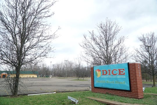 A proposed Onyx Plaza development in Novi, with a Mirage Cinema, might go on land where Novi's Detroit Indian Center is along Novi Road north of Ten Mile.