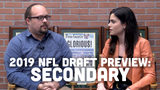 Ryan Wood and Olivia Reiner discuss the Packers' secondary needs in the draft and where they might be able to address them.