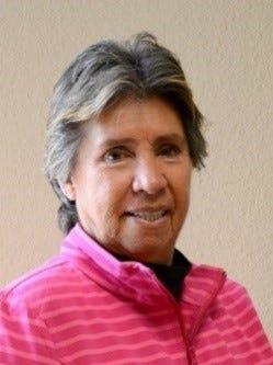 Tennis Hall of Famer Rosie Casals