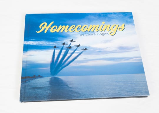 "Pensacola photographer Laura Bogan's new book ""Homecomings"" has been recently released."