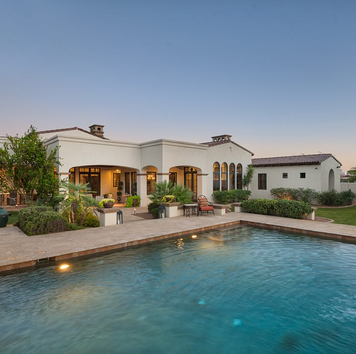 Paradise Valley mansion with guest casita, sauna sells for $4.2M