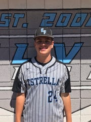 Estrella Foothills pitcher Seth Sweet-Chick