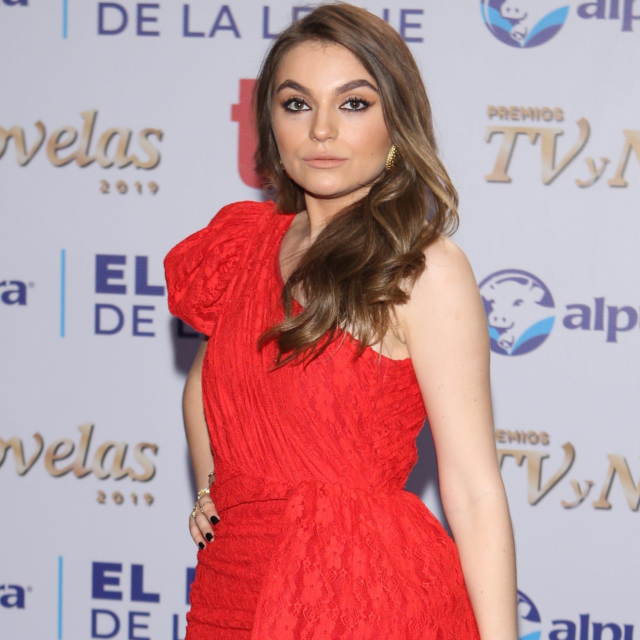 Sofía Castro confirma su relación con Juan Pablo Gil
