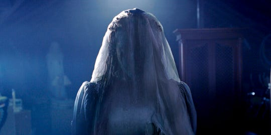 "Marisol Ramirez stars in ""The Curse of La Llorona."" The movie is playing at Regal West Manchester Stadium 13, Frank Theatres Queensgate Stadium 13 and R/C Hanover Movies."