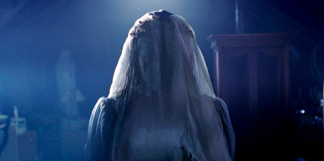 """Marisol Ramirez stars in """"The Curse of La Llorona."""" The movie is playing at Regal West Manchester Stadium 13, Frank Theatres Queensgate Stadium 13 and R/C Hanover Movies."""