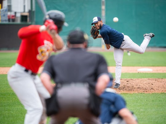 The York Revolution scrimmaged the Southern Maryland Blue Crabs on April 17, ahead of their season opener scheduled for April 26 at PeoplesBank Park. The Revs defeated the Blue Crabs, 2-1, in the scrimmage.