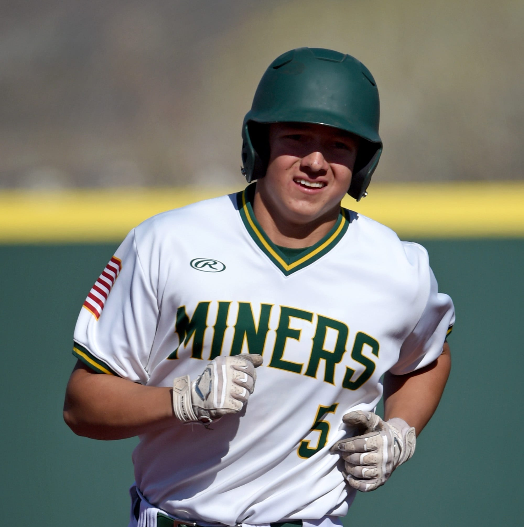 Fresh off ACL surgery, Manogue junior Charles leading North in batting