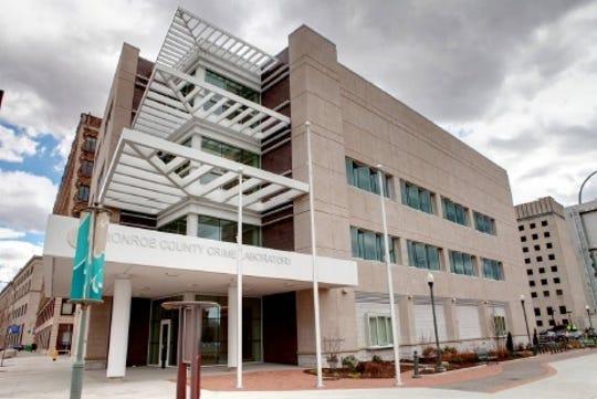 Monroe County Crime Laboratory