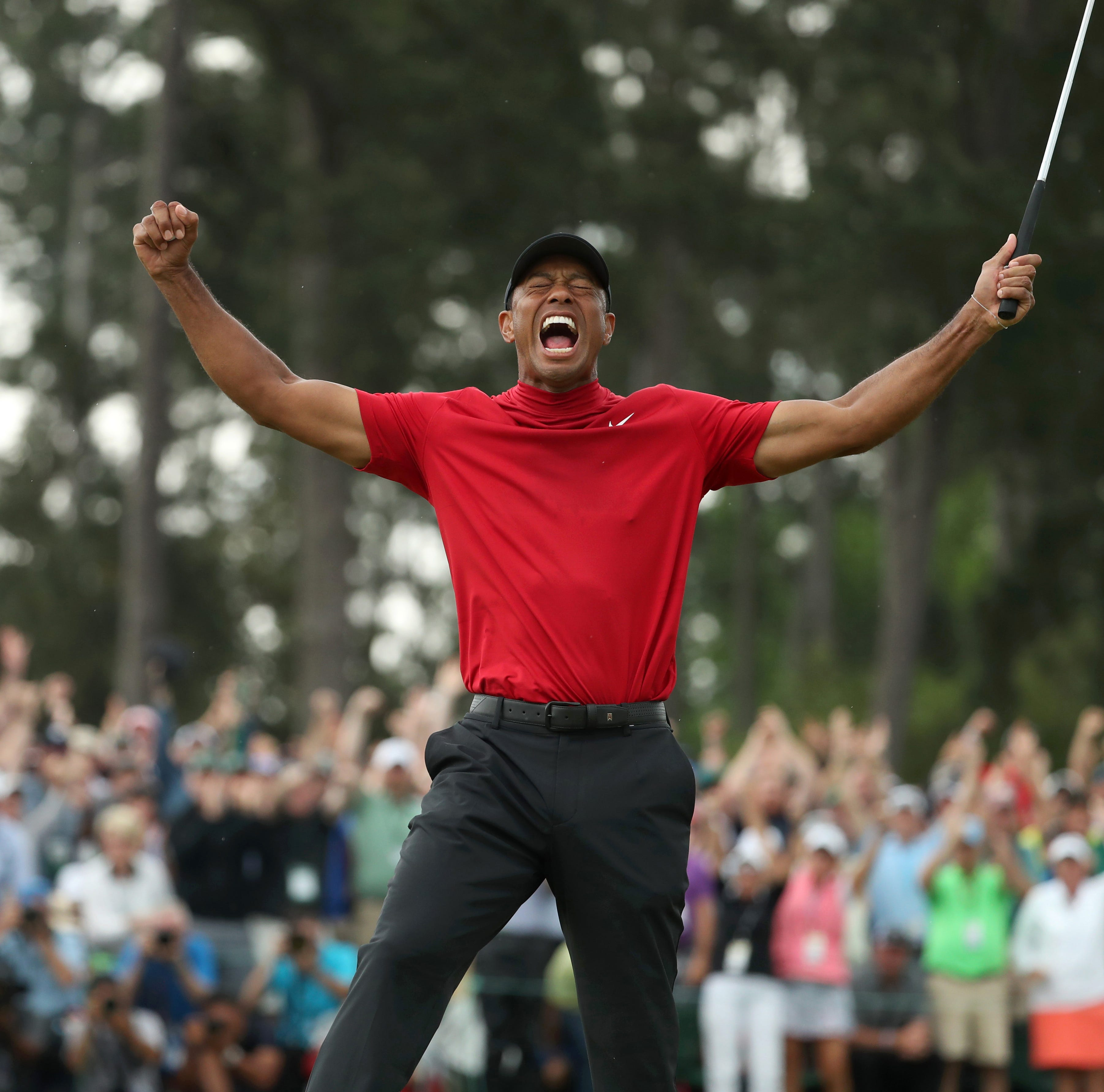 Tiger Woods revitalizes the game of golf with Masters win