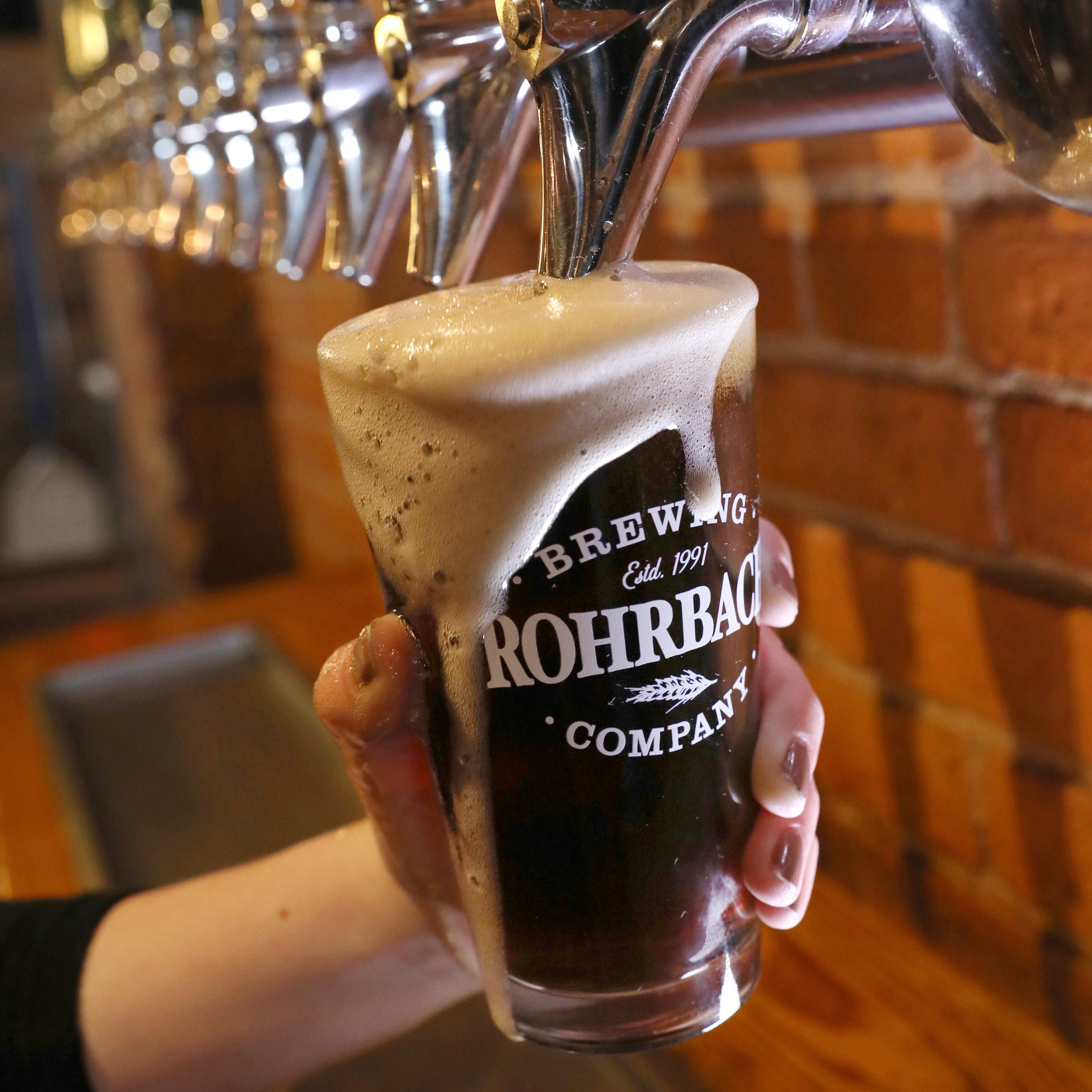 Rochester's iconic craft classic, the Rohrbach Scotch Ale, turns 25