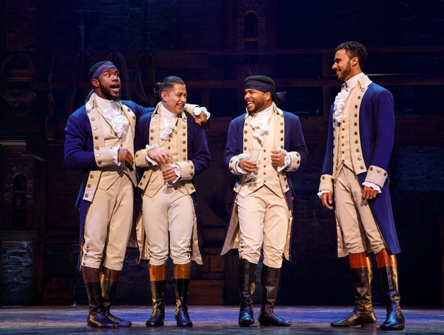 Hamilton in Rochester: the local connection and more