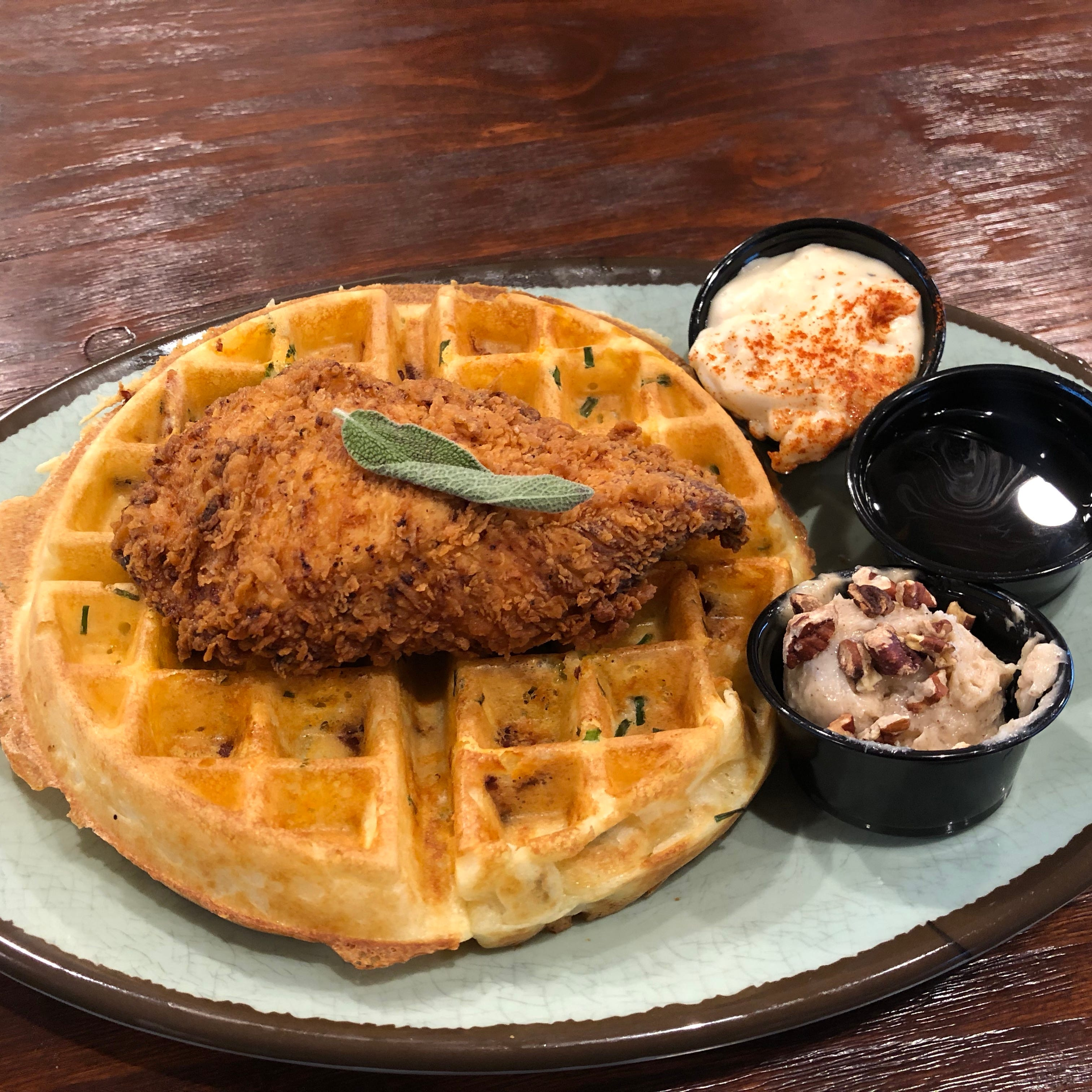 It's a perfect hen: Chicken Shack puts a gourmet twist on comfort food