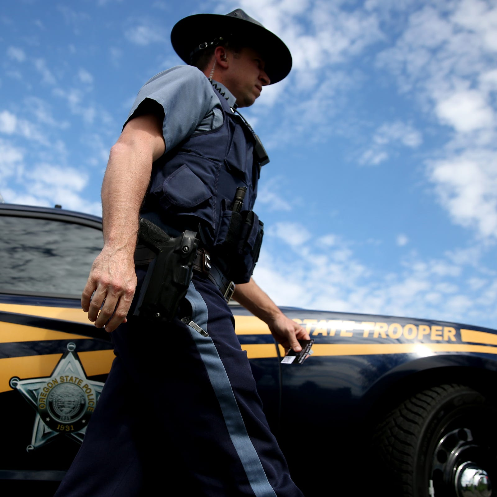 Oregon State Police wants to hire at least 300 troopers by 2030