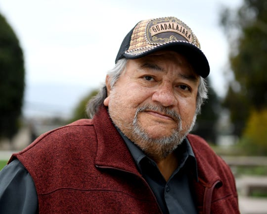 Salinas resident Rogelio Jacinto has been diagnosed with Valley Fever. He already lost his brother-in-law to Valley Fever and the news of his diagnosis has weighed on him.