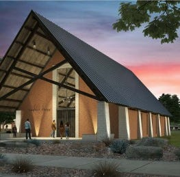 Angelo State breaks ground on Stephens Chapel