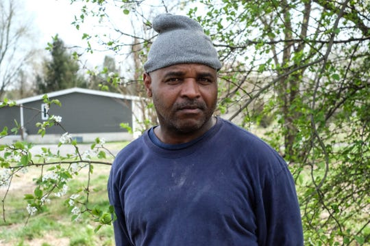 Paxton Foreman got out of prison in January 2018. After injuring his hand working at a poultry facility, he joined Elevated Community Development Program, a nonprofit that also helped him get his driver's license.