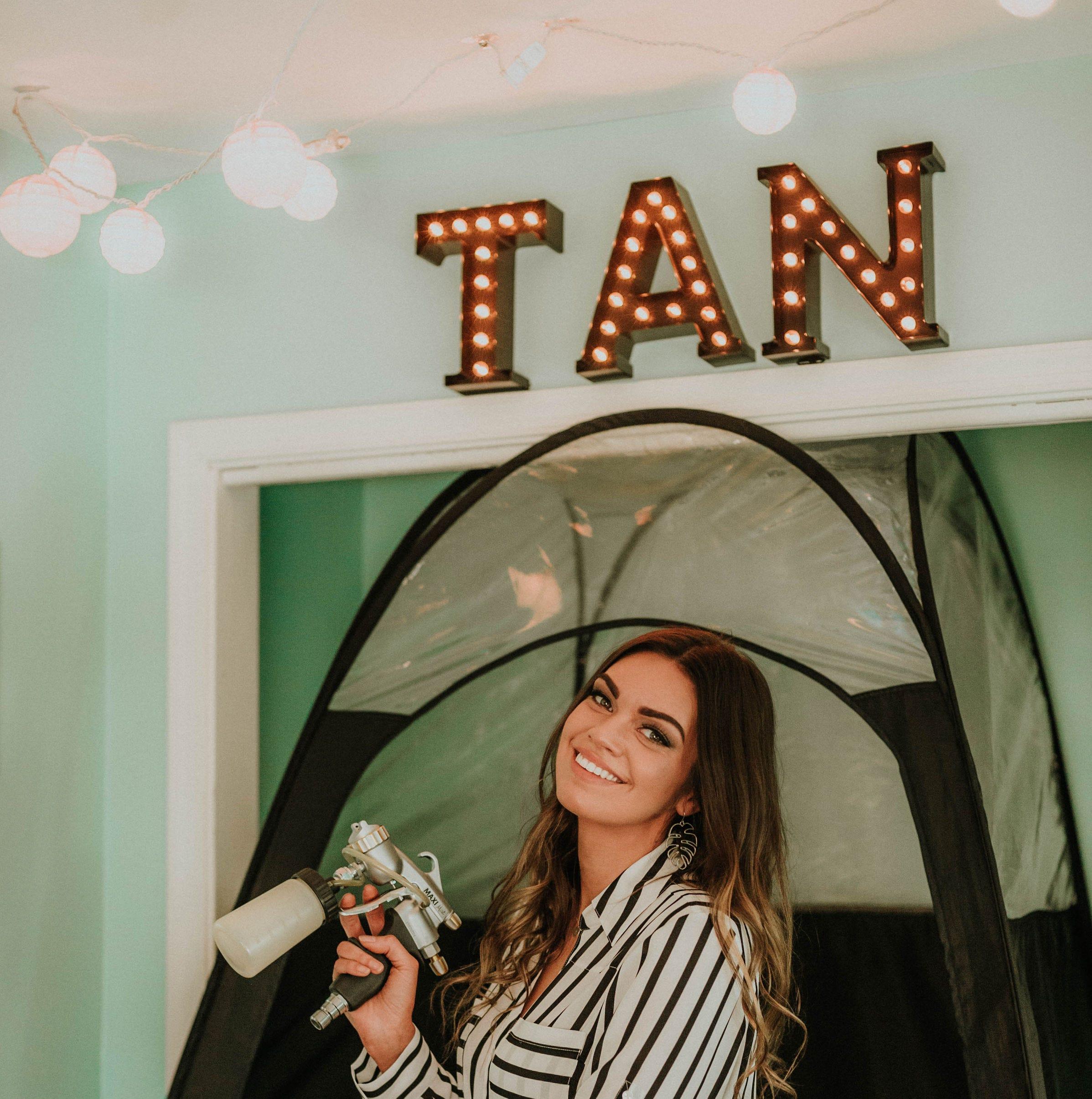 Sunless tanning studio opening downtown Salisbury store