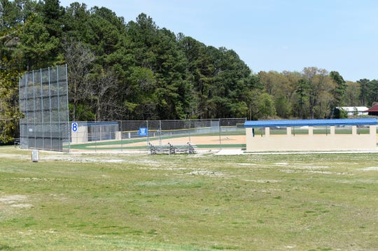 The field which would support the Challenge Little League team is expected to be built between Field 7 and 8 at the Henry S. Parker Complex.
