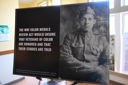 Salisbury local soldier Sargent William A. Butler is one of the candidates being reviewed to receive the Medal of Honor on Thursday, April 18, 2019. Senator Van Hollen made an about announcement about the World War I Valor Medals Review Act, a new bipartisan legislation that will ensure that minority Veterans who served during WWI get the recognition they deserve.