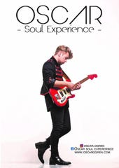 OSCAR Soul Experience, of Sweden, will perform at 8 p.m. April 24 at Fatty Arbuckles in downtown Shreveport. The indie band is produced by Shreveport native and music icon Brady Blade, Jr.