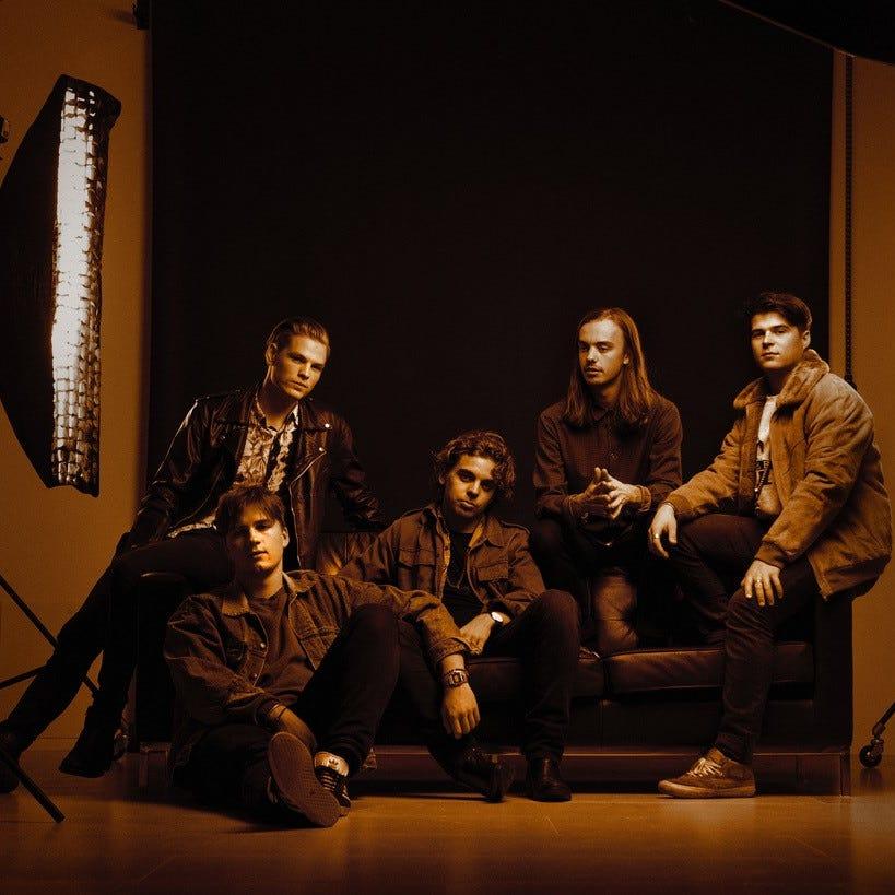 Swedish band OSCAR Soul Experience makes Shreveport debut