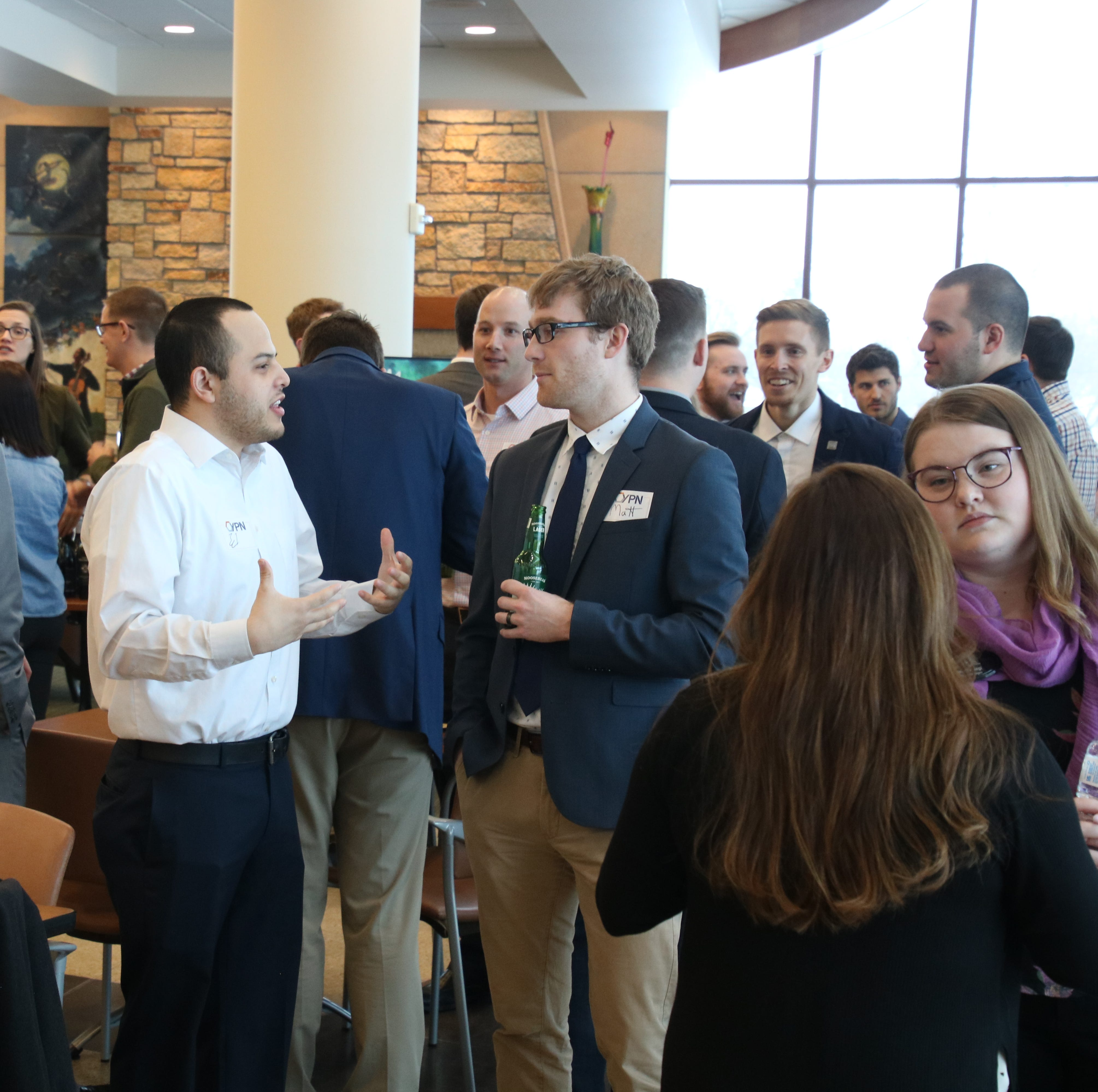 At 10 years, Young Professionals Network has grown from good idea to must-have membership