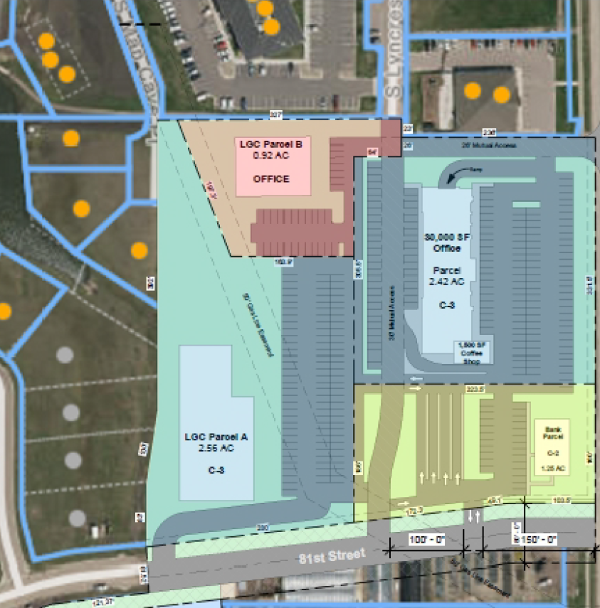 Landscape Garden Center plans new complex, bank and retail center at 81st and Minnesota
