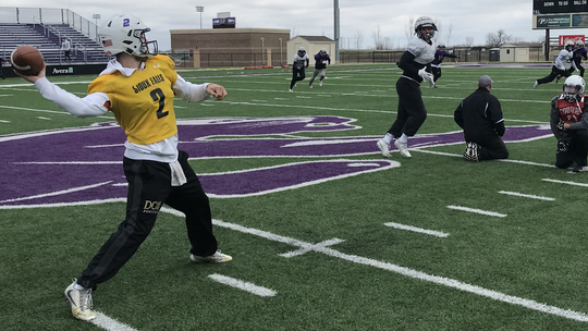 University Of Sioux Falls Making Fun A Priority At Spring Football