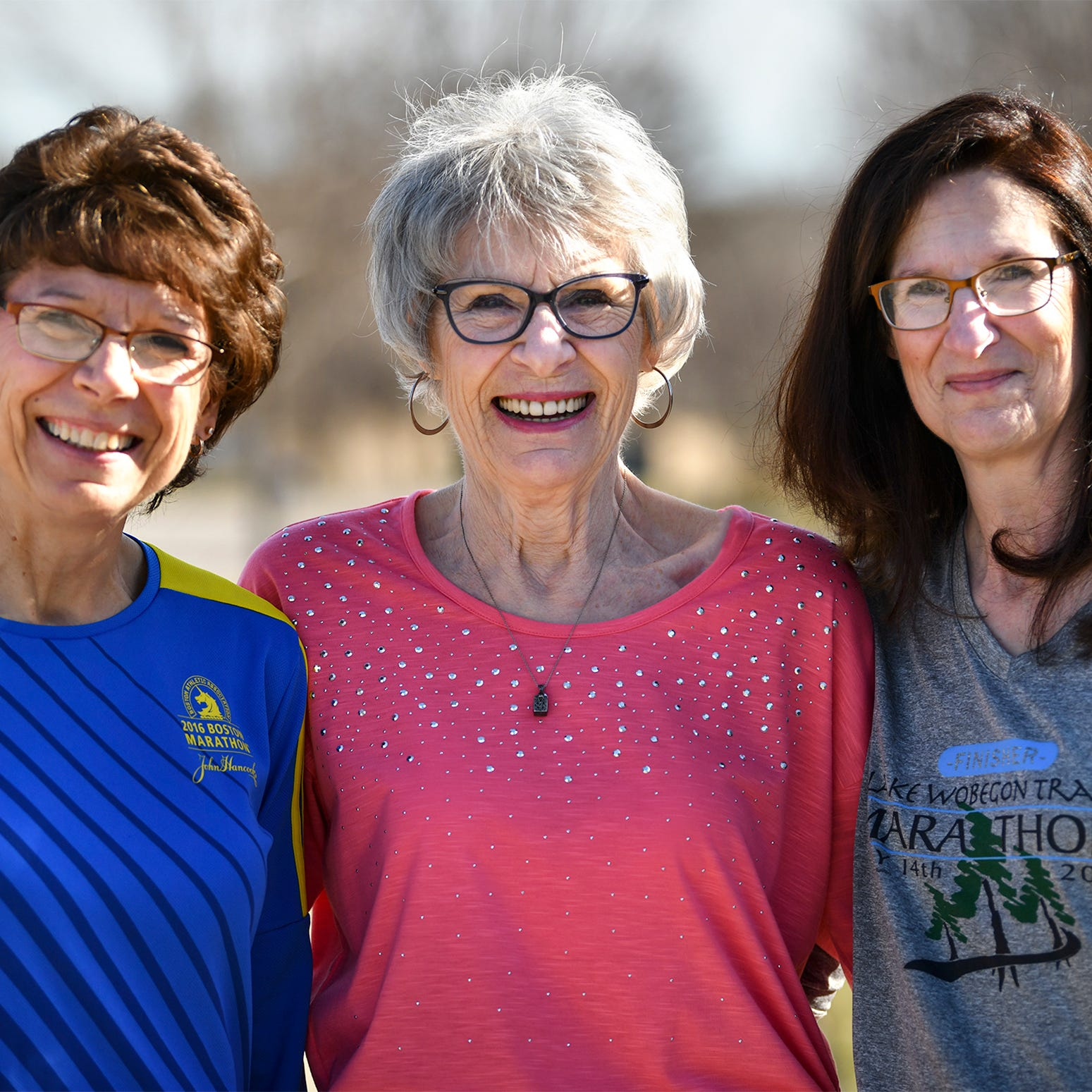 After heart surgery and inspiration from her daughters, this 73-year-old woman tries her first 5K