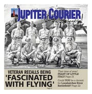 Jupiter Courier Newsweekly cover from Nov. 2, 2017.