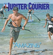 Jupiter Courier Newsweekly cover from June 25, 2015.