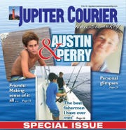Jupiter Courier Newsweekly cover from Sept. 3, 2015.
