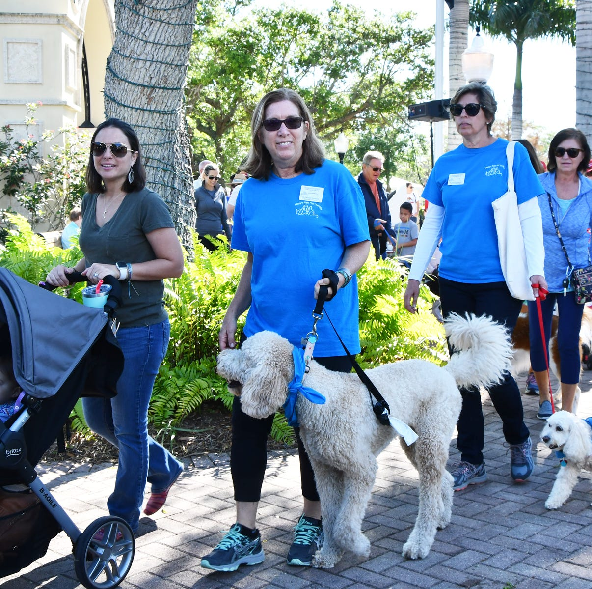 Thousands enjoy Mutt March, raising $30,000 for Humane Society of Treasure Coast