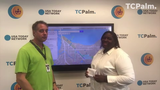 Gil Smart and Keona Gardner discuss the strengths and weaknesses of Stuart and Fort Pierce in attracting a Virgin Trains USA station.
