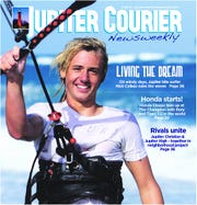 Jupiter Courier Newsweekly cover from Feb. 28, 2013.
