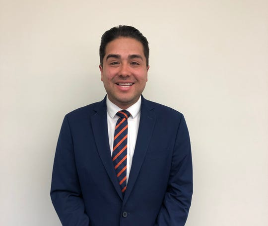 Joshua Acevedo, EPISD District 3 candidate