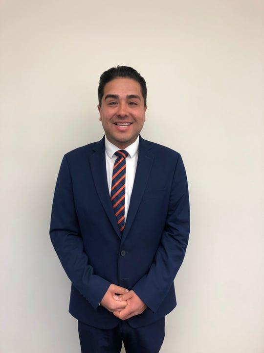 Joshua Acevedo, EPISD District 3 candidate
