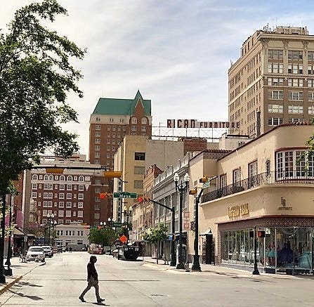 Should historic views be part of Downtown construction reviews? Parking garage litmus test