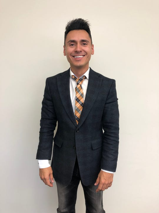 Freddy Klayel Avalos, District 6 candidate