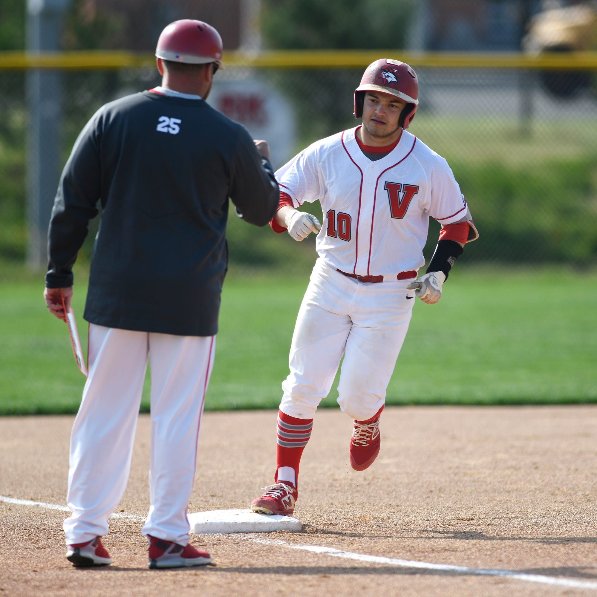 H.S. Baseball: Vineland gets boost from return of senior Hector Perez